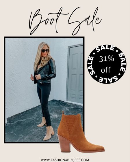 Fall booties, fall style, fall shoes   #LTKunder100 #LTKsalealert #LTKshoecrush