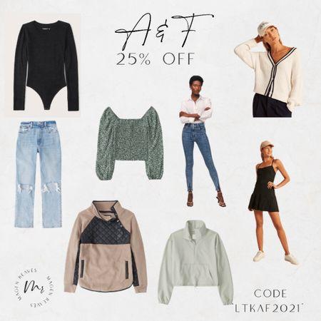 LTK Sale, A&F, Early Gifting Sale, Code LTKAF2021  #LTKunder100 #LTKSale #LTKSeasonal