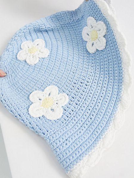 Bucket Hat🦋 #liketkit @liketoknow.it http://liketk.it/3k2LH #LTKstyletip #LTKeurope #LTKunder50 #buckethat #blue #bluestyle