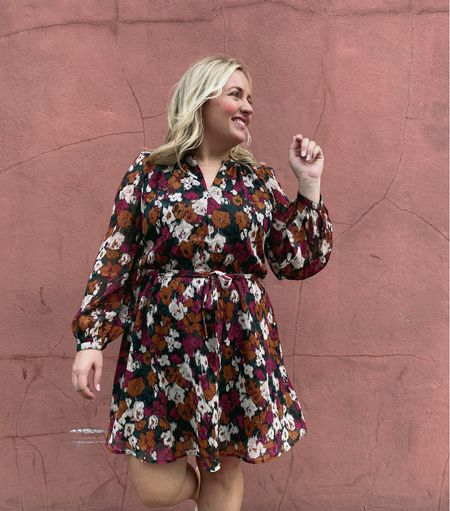 Find you a dress that takes you so many places.  @bananarepublicfactory has so many amazing dress options for fall.  They have a great fit, work for so many of your fall events, and fit the budget.    I am wearing a size large for reference.  Visit my LTK page for more of my fall favorites from Banana Republic Factory.    #LTKcurves #LTKstyletip #LTKunder50