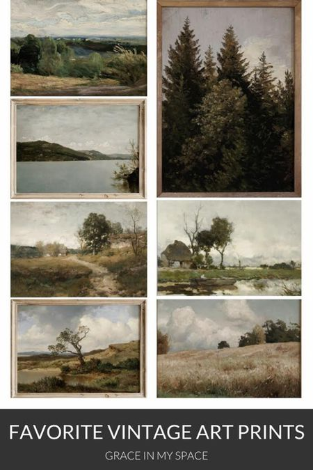 Shop my favorite vintage art prints! http://liketk.it/3jgkp #liketkit @liketoknow.it