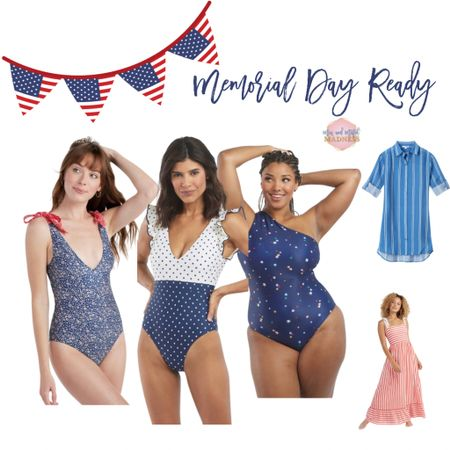 Free next day shipping for the Memorial Day outfit win! It's going to be a Lake Day for us!!! http://liketk.it/3gaN8 #liketkit @liketoknow.it #LTKswim #LTKstyletip
