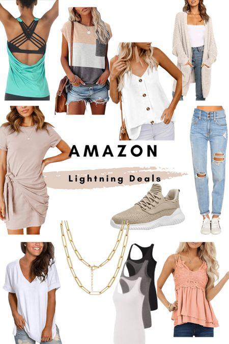 Amazon deals! Amazon lightning deals / amazon fashion sale / amazon deals   #LTKstyletip #LTKsalealert #LTKunder50