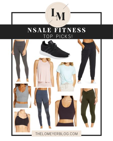 Nordstrom Anniversary Sale Fitness top picks! http://liketk.it/2THW6 @liketoknow.it #liketkit #LTKsalealert #LTKunder100 #LTKfit NSale | leggings | zella | workout | tank | joggers | adidas | sneakers | Moto leggings | high waist leggings