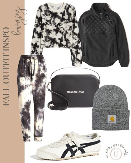 Tie dye set from Nordstrom cozy casual fall outfit idea!   #LTKFall #LTKstyletip #LTKunder100