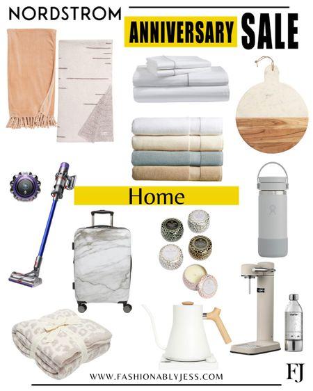 My favorite home picks from the anniversary sale  #nsale Barefoot dreams Home decor Dyson Luggage Bathroom Kitchen   #LTKsalealert #LTKstyletip #LTKhome