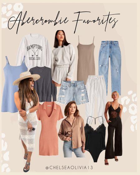 Dresses, sweatpants, cover up, tank top, bodysuit, Jean shorts, jeans, tennis dress all perfect for summer into fall @liketoknow.it http://liketk.it/3jNbQ #liketkit