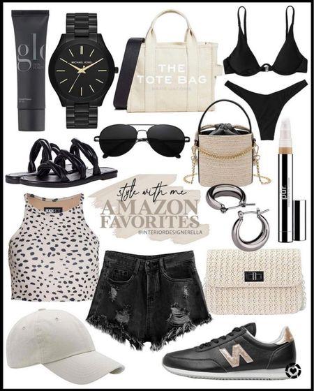 Amazon finds! Click below to shop Amazon fashion! Follow me @interiordesignerella for more amazon fashion!!! So glad you're here! Xo!!!❤️🥰👯♀️🌟 #liketkit @liketoknow.it   #LTKswim #LTKSale #LTKHoliday