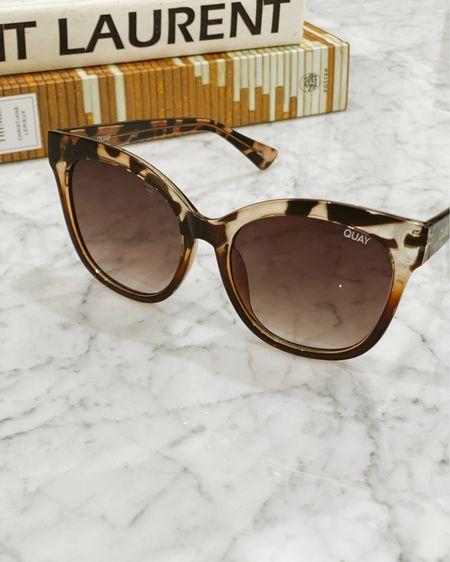 #nsale quay sunglasses Nordstrom anniversary sale #LTKsalealert #LTKunder100 #LTKunder50 http://liketk.it/3k6pt @liketoknow.it #liketkit