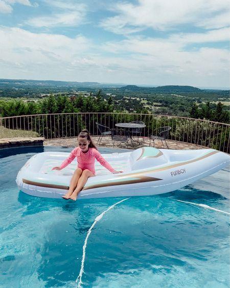 Summer pool & beach float ⛱🦩🍉 http://liketk.it/3izQo @liketoknow.it #liketkit
