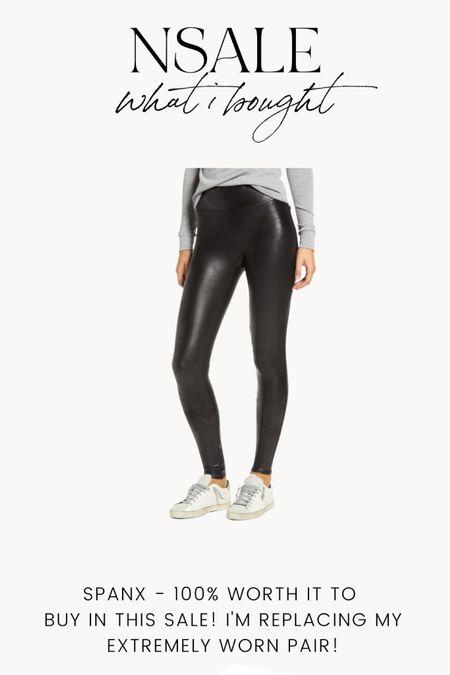 Nsale spanx leggings, Nordstrom sale @liketoknow.it http://liketk.it/3jT4y #liketkit stylecusp