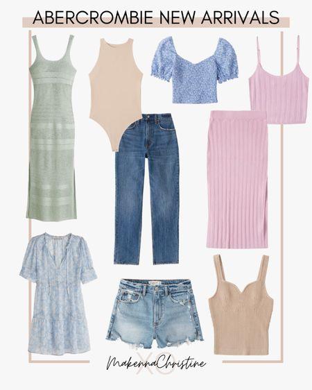 Abercrombie new arrivals. Summer outfits http://liketk.it/3i1Ea @liketoknow.it #liketkit