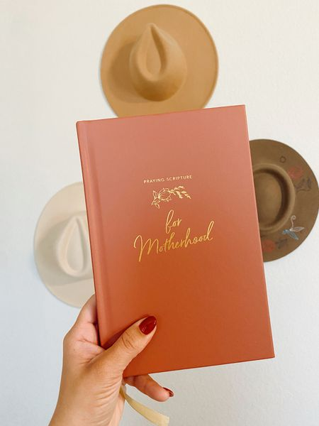 Motherhood journal! It's super good and leads you to the gospel!  #LTKhome #LTKunder50 #LTKfamily