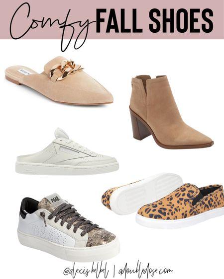 Comfy fall shoes