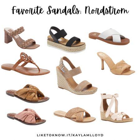 My current favorite sandals for summer from Nordstrom ❤️ http://liketk.it/3fCWt @liketoknow.it #liketkit #LTKshoecrush #LTKstyletip #LTKsalealert