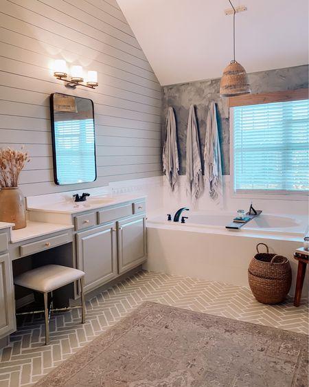 DIY Master Bath http://liketk.it/33A7m #liketkit @liketoknow.it #LTKhome #StayHomeWithLTK