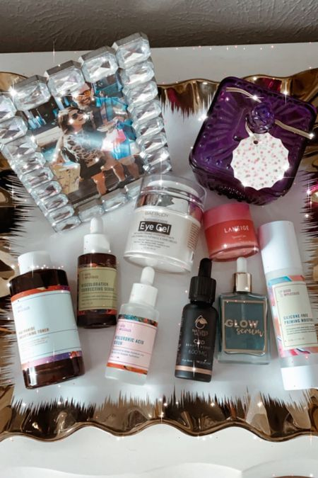 Skincare routine, glow serum, anti-aging, hydrating, acne, blemishes, clear skin, glowing skin, gooey, youthful skin, clean beauty, clean skincare  #LTKbeauty