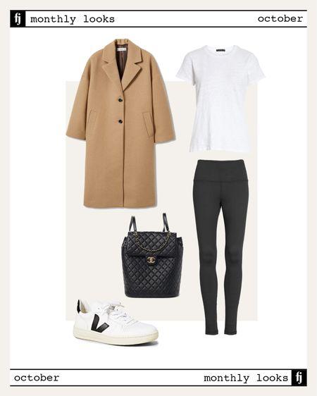October fall outfit idea #falloutfits  #LTKunder50 #LTKunder100 #LTKstyletip