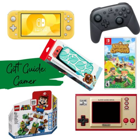 A gamer's gift guide! This is truly the items on the top of any gamers Christmas list! http://liketk.it/34hHW #liketkit @liketoknow.it #LTKgiftspo #LTKfamily #StayHomeWithLTK @liketoknow.it.family