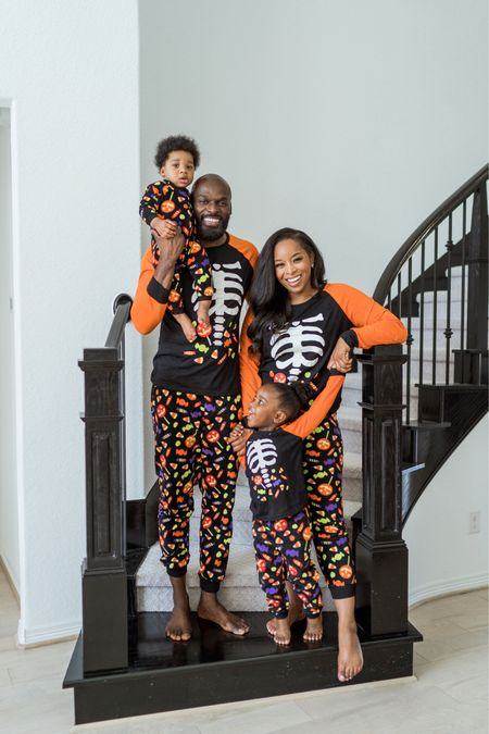 Family Halloween 🎃 Pajamas from Walmart   #LTKSeasonal #LTKHoliday #LTKGiftGuide