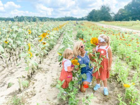 We love a fall floral 🌻  #LTKunder100 #LTKSale #LTKkids
