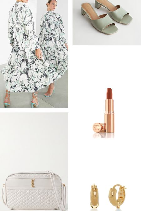 Wedding guest outfit idea
