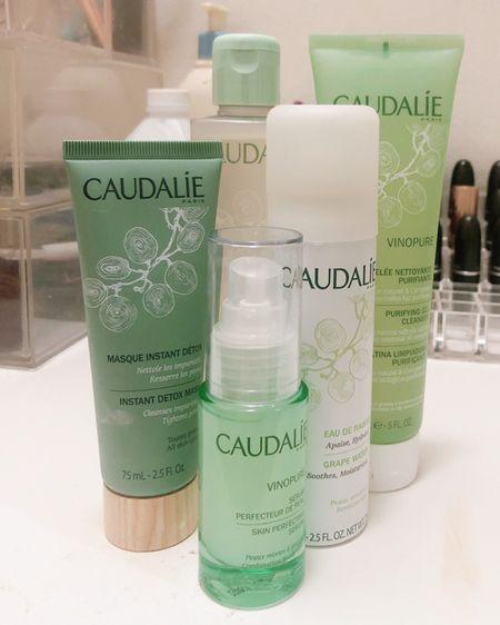 Caudalie goodies just in time for fall skincare http://liketk.it/30aJw #liketkit @liketoknow.it #StayHomeWithLTK #LTKbeauty