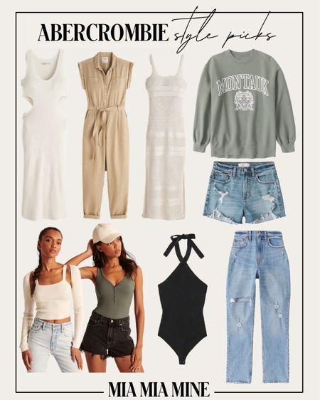 Abercrombie summer style picks  #summer  #LTKunder100 #LTKstyletip #LTKunder50