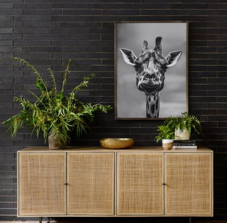 Tv stand Home decor Boho home Tv console Living room Boho decor    #LTKhome