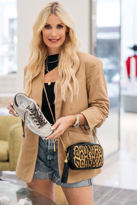 My favorite Golden Goose sneakers🤩 Theyre perfect to wear year round      #LTKstyletip #LTKshoecrush #LTKstyletip
