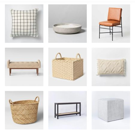 Furniture and accessories for the home faves from Target   #LTKhome #LTKunder100 #LTKunder50