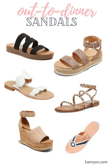 http://liketk.it/3hiBM @liketoknow.it #liketkit women's summer sandals