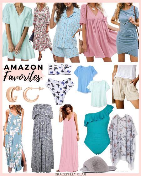Amazon casual fashion  Amazon summer fashion  Amazon fashion accessories Amazon travel essentials  Amazon dresses and tops  Amazon fashion  http://liketk.it/3i1k9       #liketkit @liketoknow.it #LTKunder50 #LTKstyletip #LTKtravel