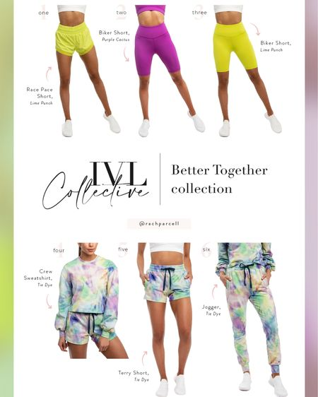 IVL's newest collection is beyond! 🤩 Swipe up and shop my favorites before they sell out! #fitnessfashion  #liketkit @liketoknow.it http://liketk.it/3dzRO