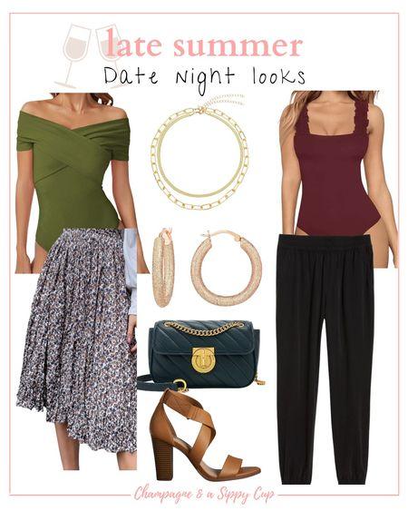 end of summer date night outfits   #LTKSeasonal #LTKunder50 #LTKstyletip