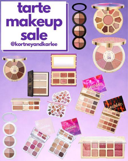 Tarte Sale!!! Get 25% off with code: TARTELTK25  Tarte makeup | tarte makeup favorites | tarte favorites | tarte sale | Tarte cosmetics | Tarte palette | tarte foundation | Tarte shape tape | Tarte makeup sale | Tarte shape tape sale | Tarte mascara sale | Kortney and Karlee | LTK Summer Sale | #kortneyandkarlee #LTKSummerSale #LTKDay #LTKDay21 #LTKunder50 #LTKunder100 #LTKsalealert #LTKstyletip #LTKSeasonal #LTKswim #LTKtravel #LTKbeauty @liketoknow.it #liketkit http://liketk.it/3hy6c