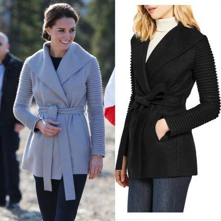 Sentaler coat at Nordstrom #wrap #sweater #fall  #LTKeurope #LTKstyletip