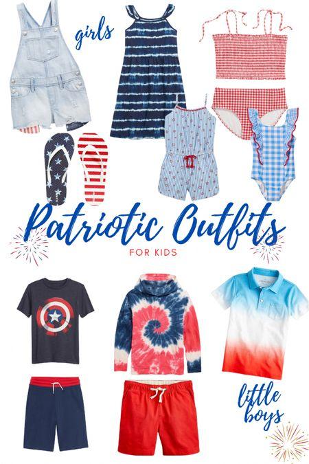 #liketkit http://liketk.it/3ikos @liketoknow.it Patriotic outfit ideas for boys and girls