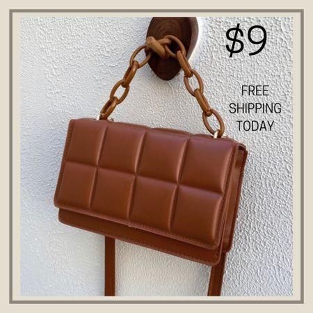 Textured satchel purse  #LTKitbag #LTKstyletip #LTKunder50