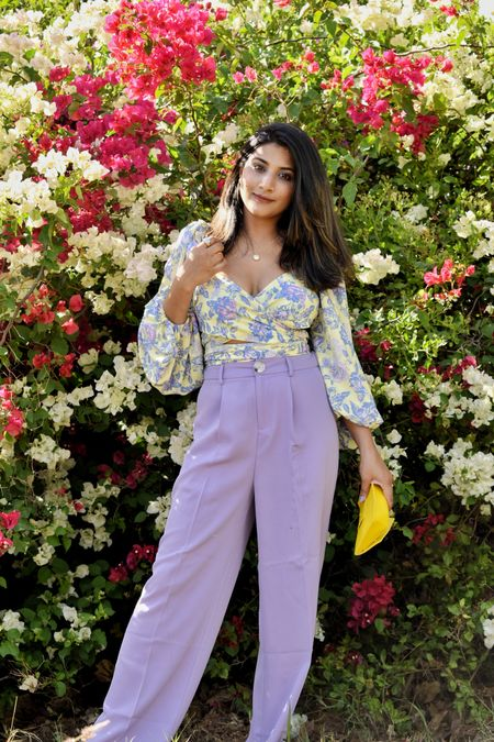Gotta spring vibes coming on. I found the cutest lilac summer pants on Shei http://liketk.it/3akLp n. They are only for $19. I can't love them more, they are so well made. @liketoknow.it #liketkit #LTKSeasonal #LTKsalealert #LTKstyletip #LTKunder50 #LTKtravel Screenshot or 'like' this pic to shop the product details from the LIKEtoKNOW.it app, available now from the App Store!