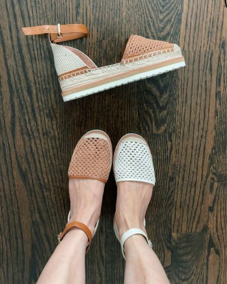 These comfy and chic platform espadrilles from @nordstrom are the perfect summer shoe. All sizes still in stock! The upper part has a little stretch to conform to your foot and these are not too heavy. I took size 5. http://liketk.it/3eguT @liketoknow.it #liketkit #LTKunder100 #LTKsalealert #nordstrom