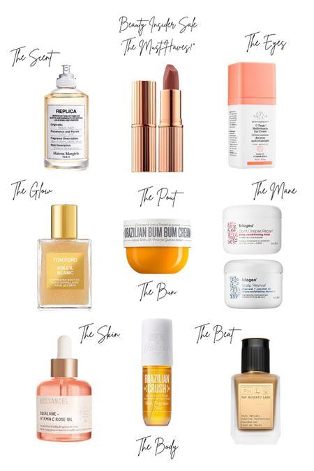 "Sephora Beauty Insider Sale | My ""Must-Haves""  #liketkit @liketoknow.it #LTKbeauty #LTKstyletip http://liketk.it/3deR6"