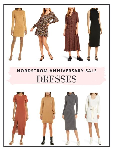 The Nordstrom Anniversary Sale is now open to everyone! Here are our top picks for dresses   #LTKsalealert #LTKunder100