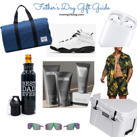 Happy #ltkday! I've put together every father's wish list for #fathersday! From AirPods, to Yeti coolers, the newest Jordan's, Oakley shades, Beautycounter & a Herschel duffel the man you call dad will be the most happy in time for summer! Visit beautycounter.com/brianadandrea to get free shipping on $50 today only! http://liketk.it/3hlKM #liketkit @liketoknow.it #LTKfamily #LTKmens #LTKDay @liketoknow.it.family Shop my daily looks by following me on the LIKEtoKNOW.it shopping app