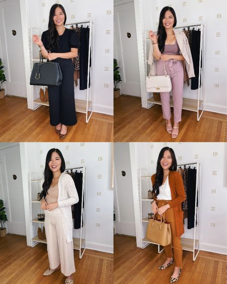 Monochrome work outfit ideas to up your office style!   #LTKunder50 #LTKstyletip #LTKworkwear