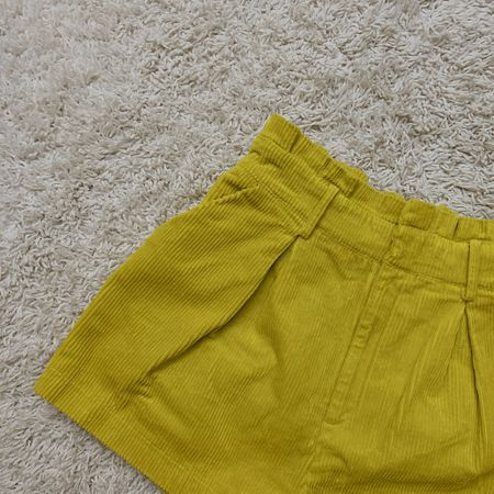 Loving these cordouroy paperbag shorts. I got mines in a lime green from forever21, which is now out of stock but i've linked some similar items. http://liketk.it/2Qz40 #liketkit @liketoknow.it #LTKunder100 #LTKsalealert #LTKspring