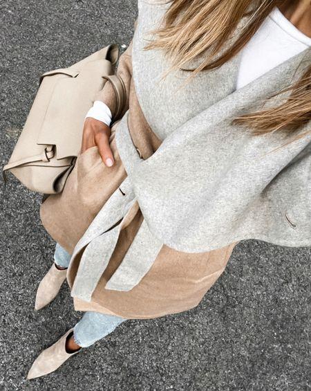 Love this wrap coat from Amazon fashion! Fits tts #falloutfit #camelcoat #amazonfadhion #amazonfinds    #liketkit #LTKunder50 #LTKunder100 #LTKstyletip @shop.ltk http://liketk.it/3oYo6