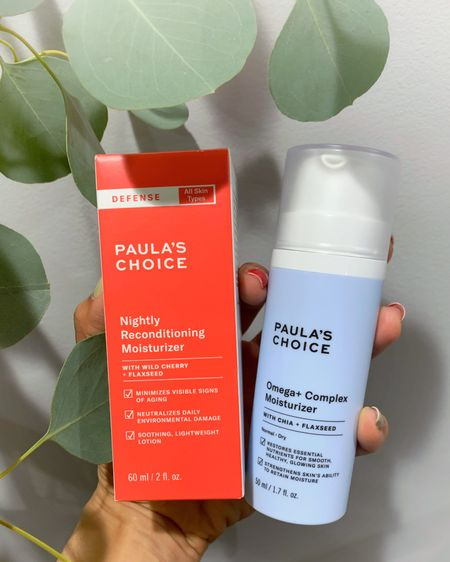Essential Skincare Day & Night Moisturizers By Paula's Choice *Rated best moisturizer for hyperpigmentation!  http://liketk.it/37MYe #liketkit @liketoknow.it #LTKunder50 #LTKbeauty #LTKskincare #paulaschoice Shop your screenshot of this pic with the LIKEtoKNOW.it shopping app