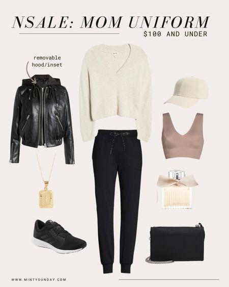 nordstrom sale, mom uniform, fall outfits, comfy outfit, loungewear #ltkunder100 #ltkstyletip #ltksalealert