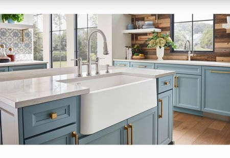 A modern farmhouse kitchen needs a modern farmhouse sink. Sales included.,  #LTKsalealert #LTKhome